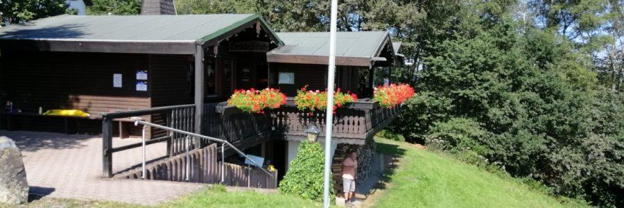 Renovierung der Brandeck-Hütte